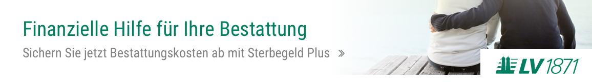LV1871 - Sterbegeld Plus - Rechner