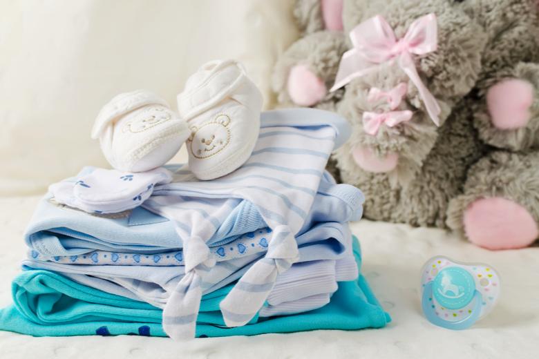 Babygeschenke zur Geburt Kleidung