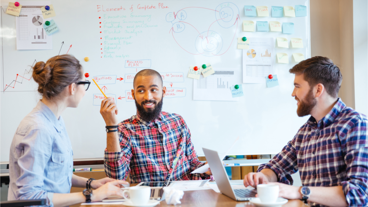 Brainstormings eignen sich super zur Ideenfindung