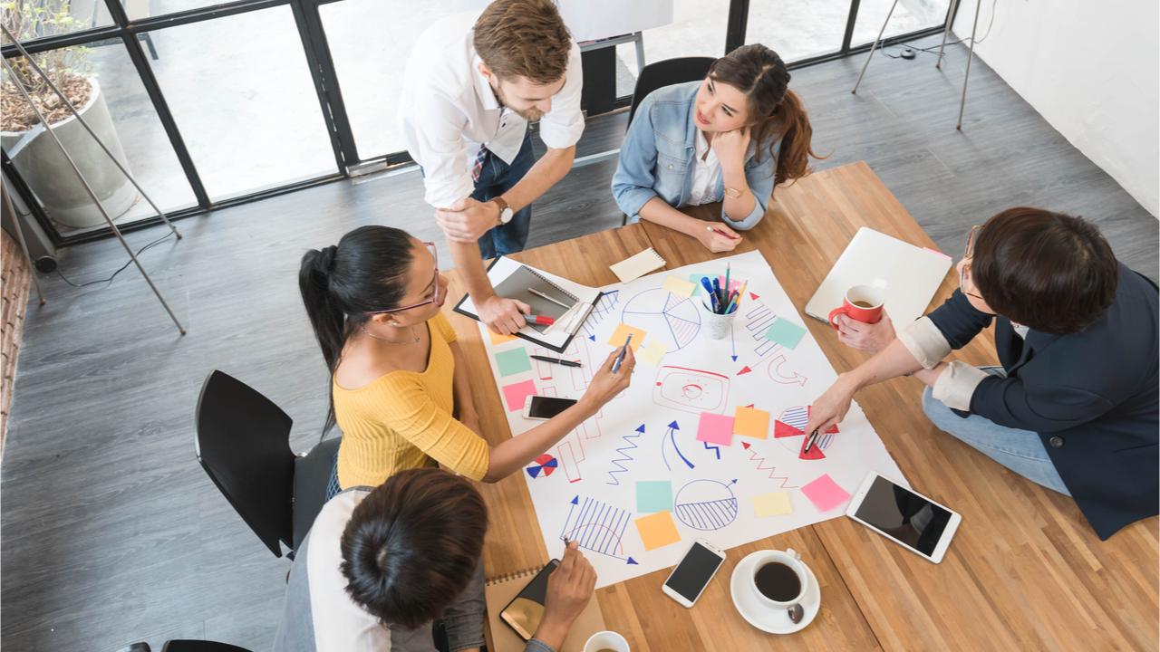 Es gibt wichtige Grundregeln für ein gutes Brainstorming.