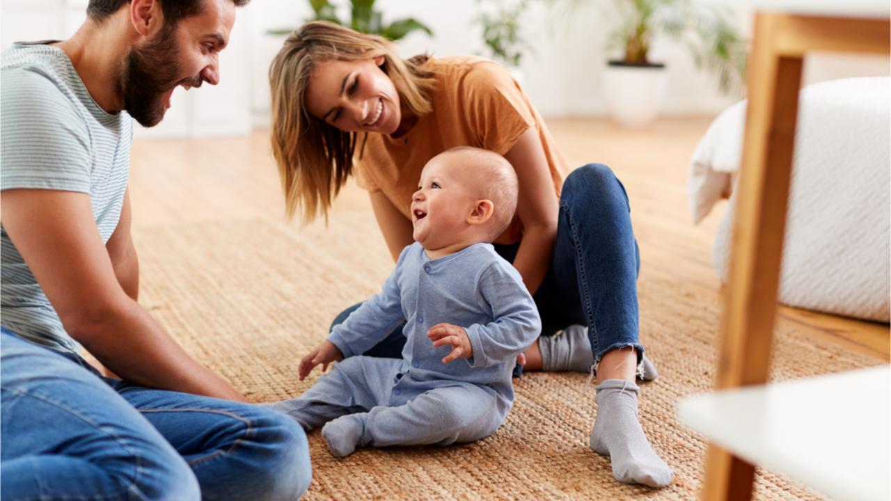 Elterngeld ist eine große Unterstützung für junge Eltern.