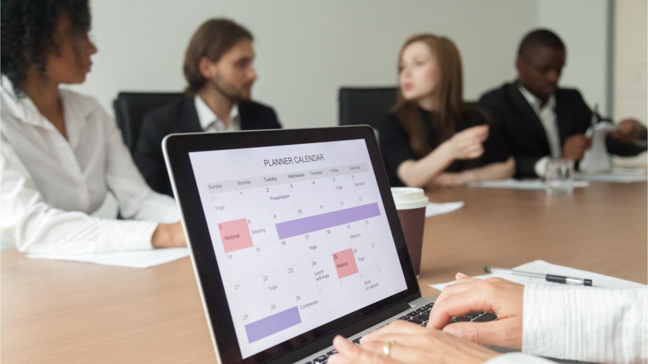Apps können dabei helfen unser Zeitmanagement zu verbessern.