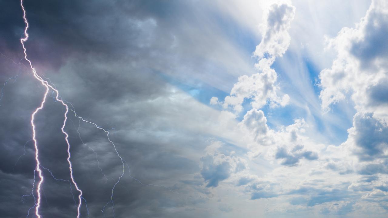 Starke Wetterumschwünge können gesundheitliche Probleme auslosen.