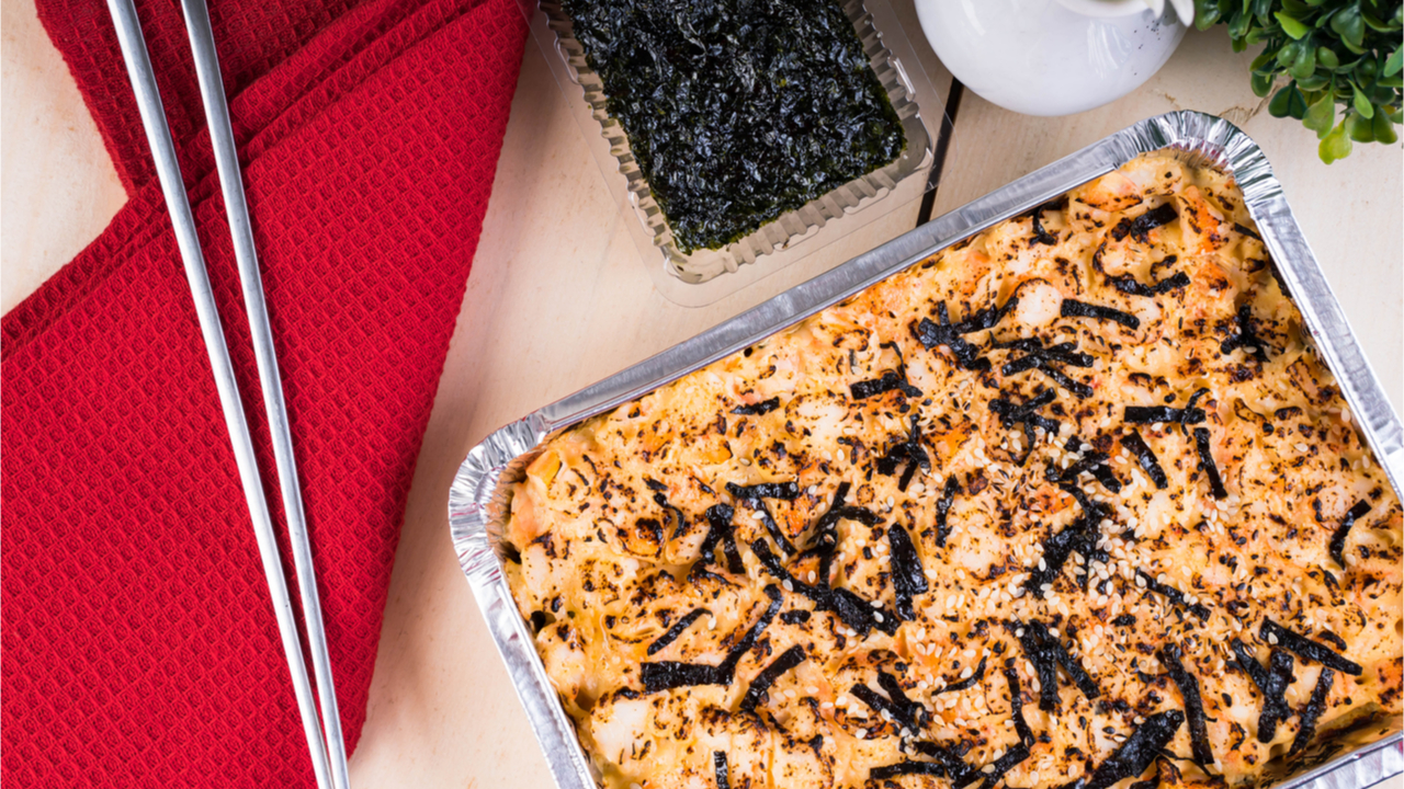Foodtrend 2021: Sushi Bakes.