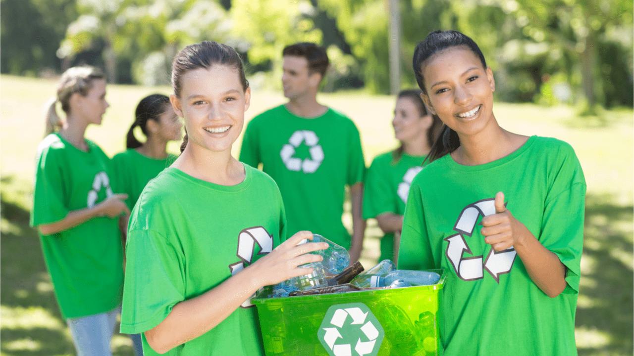 Ein freiwilliges Umweltjahr ist eine ideale Option für alle, die sich sozial engagieren wollen.