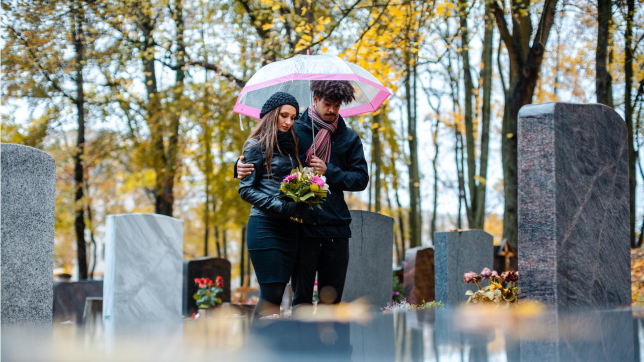 Ein digitaler Grabstein ist nur ein Ergebnis der Digitalisierung, welche auch vor dem Thema Sterben keinen halt macht.